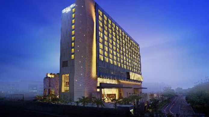 Buitenaanzicht VIVANTA BY TAJ GURGAON