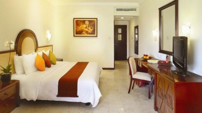 Single room (standard) Discovery Kartika Plaza Hotel