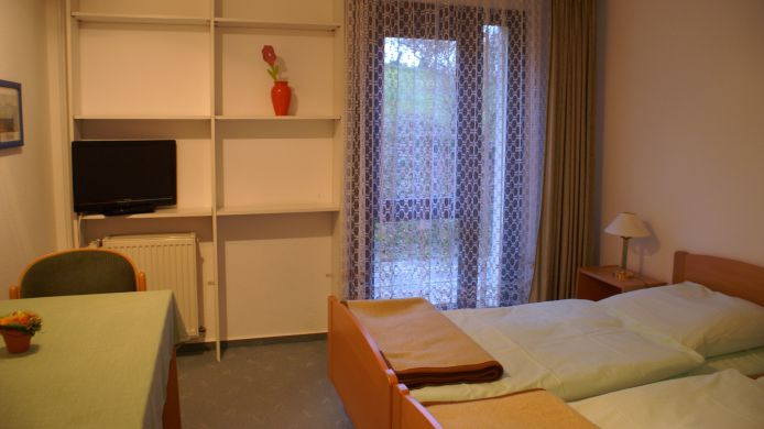 Double room (standard) Landhotel & Gasthaus Altenburg
