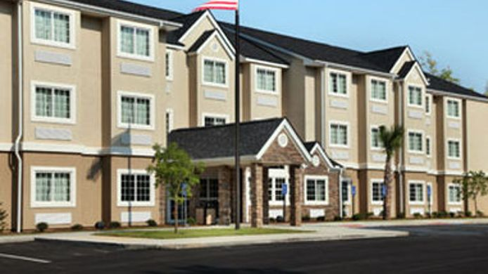 Buitenaanzicht MICROTEL INN COLUMBIA AT FORT JACKSON