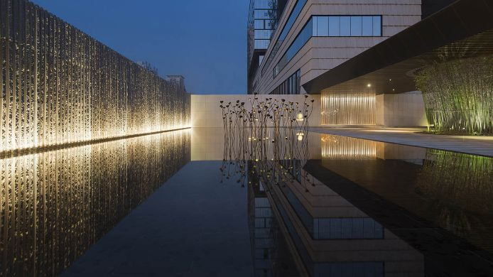 Exterior view HYATT REGENCY WUHAN OPTICS VALLEY