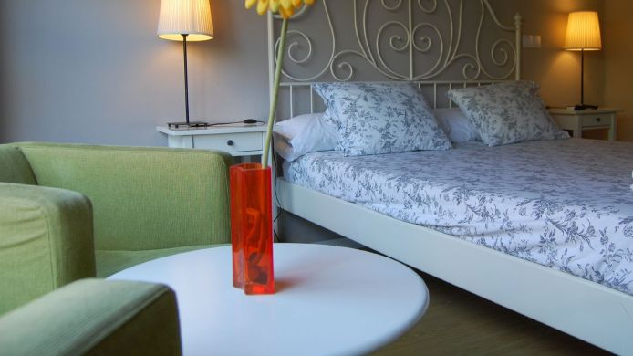 Double room (standard) MD Modern Hotel - Jardines del Turia