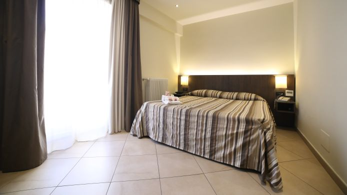 Double room (standard) 10 Serpotta B&B