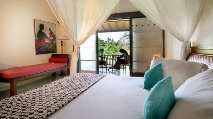 Room Alam Puri Art Museum Resort & Spa