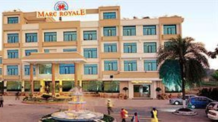 Exterior view Hotel Marc Royale