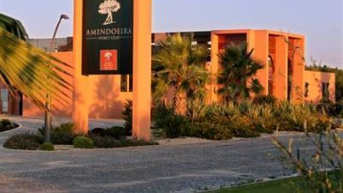 Exterior view Amendoeira Golf Resort