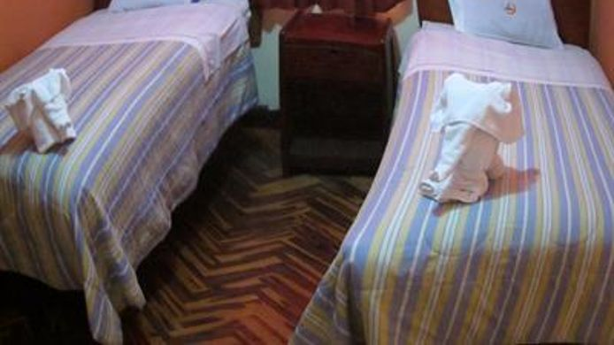 Room Hostelling Cusco