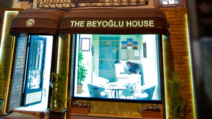 Foto The Beyoglu House