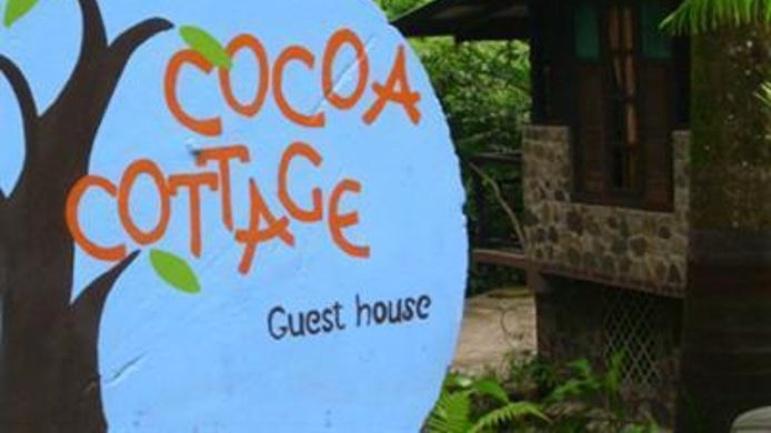 Exterior view Cocoa Cottage
