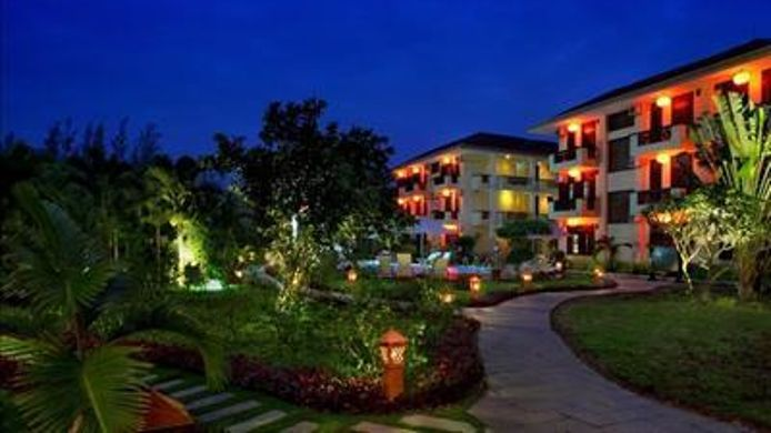 Buitenaanzicht Phu Thinh Boutique Resort & Spa