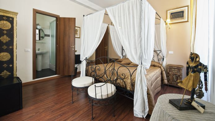 Tweepersoonskamer (comfort) Holidays Rooms Rome