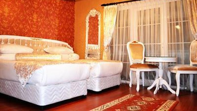 Double room (superior) Taksim Alyon Hotel