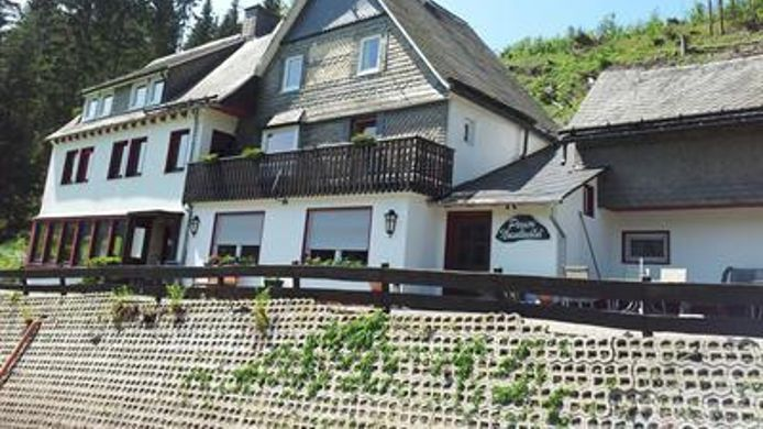Exterior view Nesselbachtal Pension