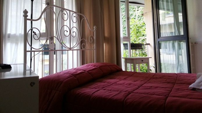 Double room (standard) Gioia House