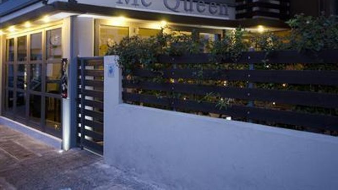 Exterior view Mc Queen