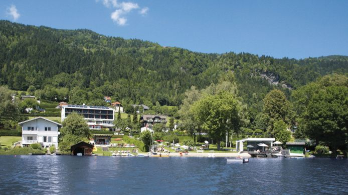 Exterior view Appartements am See