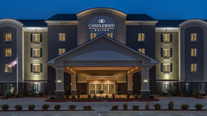 Exterior view Candlewood Suites MIDWEST CITY