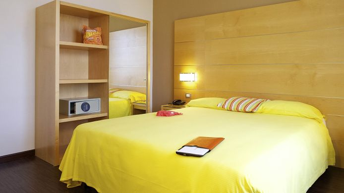 Kamers ibis Styles Parma Toscanini