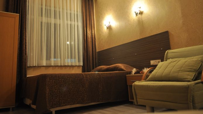 Double room (standard) Fatih Erciyes Hotel