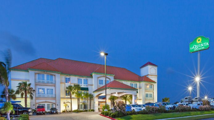 Buitenaanzicht La Quinta Inn and Suites Corpus Christi Airport