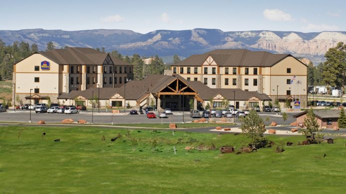 Exterior view BEST WESTERN PLUS BRYCE CANYON