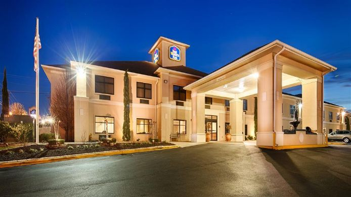 Exterior view BEST WESTERN PLUS CIRCLE INN