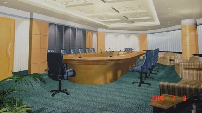 Conference room Rosy Road Century Hotel