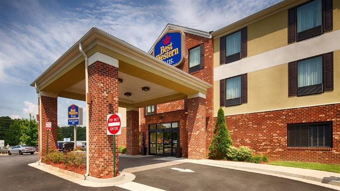 Exterior view BEST WESTERN PLUS GLEN ALLEN