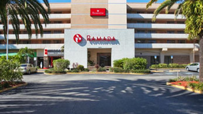 Exterior view Ramada Tampa Westshore Inn and Conference Center