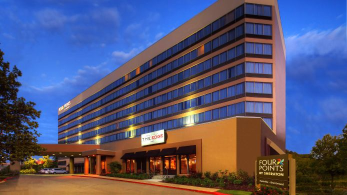 Exterior view Four Points by Sheraton Nashville - Brentwood