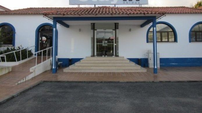 Exterior view Hotel Stay in Obidos