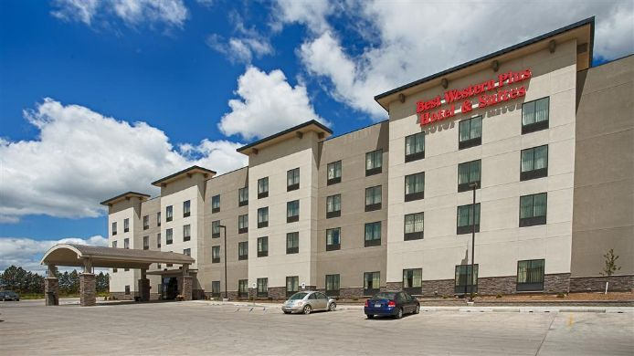Exterior view BEST WESTERN PLUS WILLISTON HO