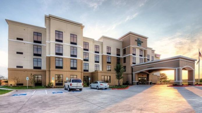 Exterior view Homewood Suites by Hilton Victoria TX