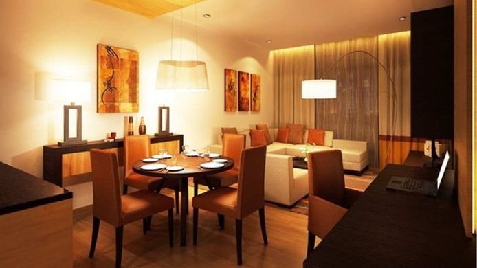 Suite DoubleTree by Hilton Hotel and Residences Dubai Al Barsha