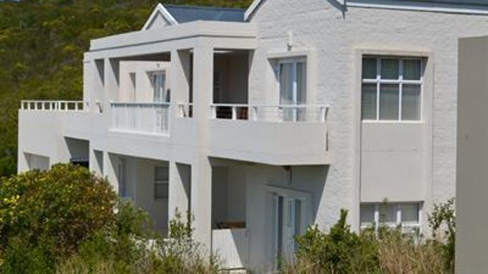 Exterior view Selfatplett- Orchid House