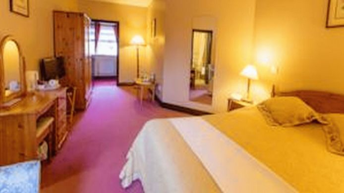 Double room (standard) Yeats County Inn