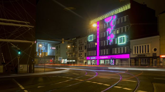 Five seasons designhotel bremen city bremen 2 sterne hotel for Bremen design hotel