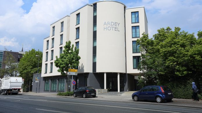 Exterior view Ardey