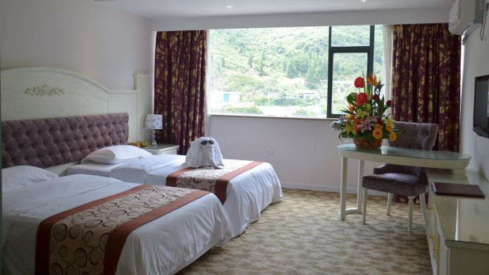 Double room (standard) Tianlun Hotel Former:Yangshuo Sweetome Vacation Hotel
