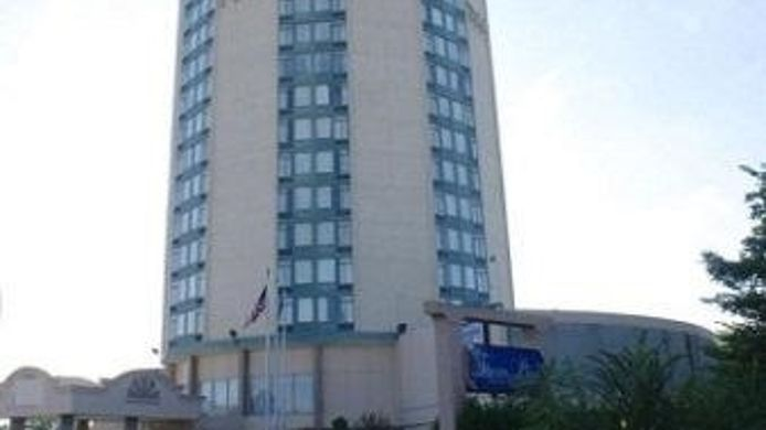 Exterior view RAMADA PHILADELPHIA CITY CTR
