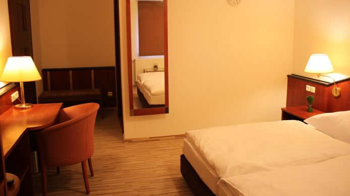 Double room (standard) AS-Hotel