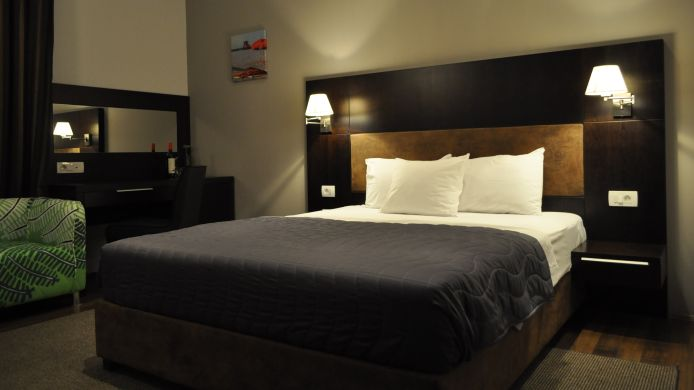 Double room (standard) Dolce International