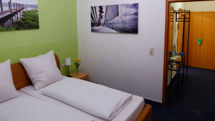 Double room (standard) Das Lamm