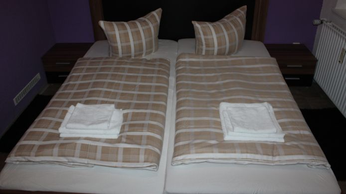 Budget double room Berl Inn
