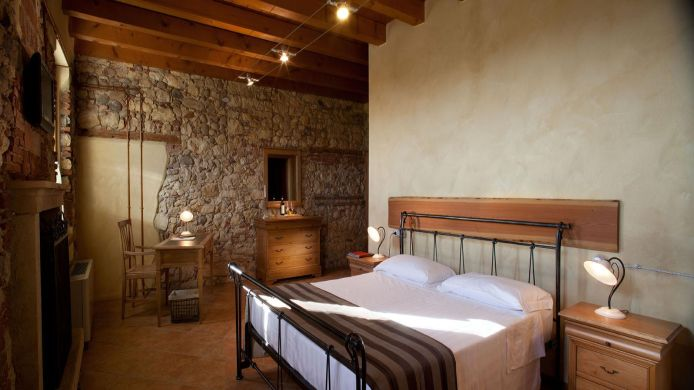 Double room (superior) Dimora del Bugiardo