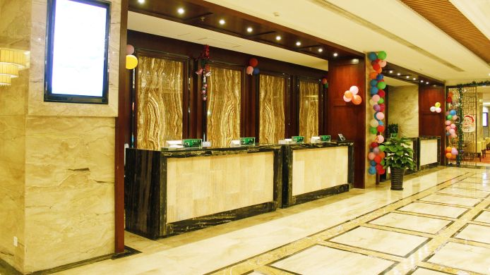 Reception Shanshui Boutique Hotel Yanxi