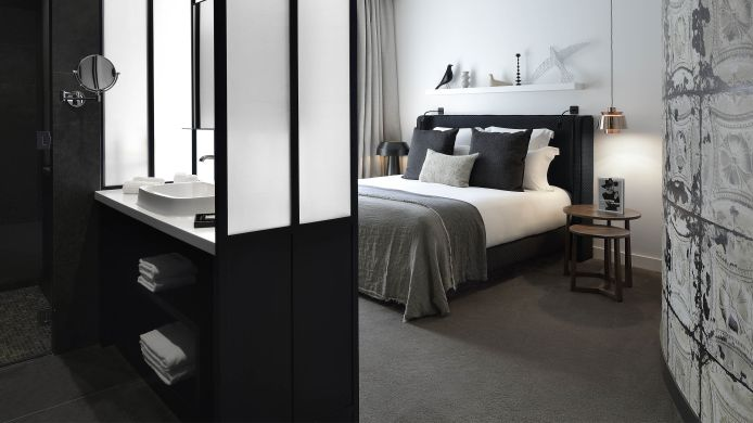 Kamers Balthazar Hotel & Spa Rennes MGallery by Sofitel