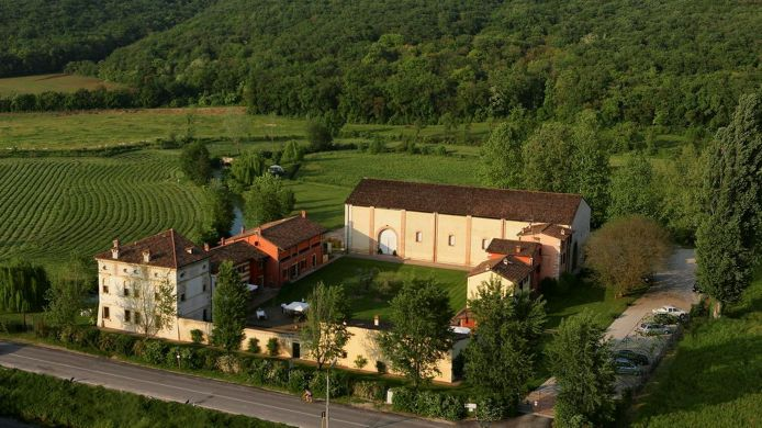 Exterior view Musella Winery & Relais