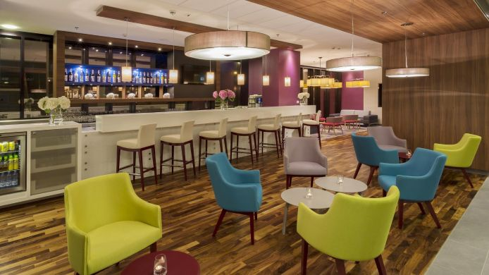Hotelbar Hampton by Hilton Warsaw City Centre