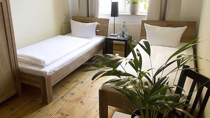 Double room (standard) Aparthotel Mitte